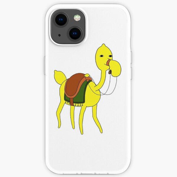 lemongrab's lemon camel iPhone Soft Case