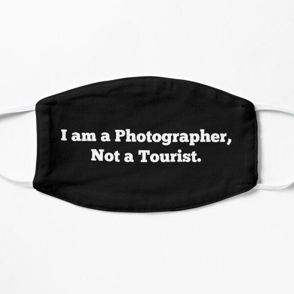 I am a photographer, not a tourist Mask