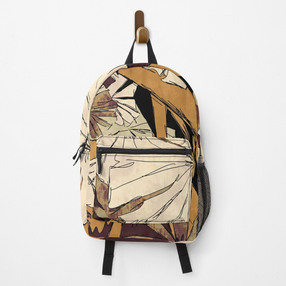 The jungle's forest Backpack