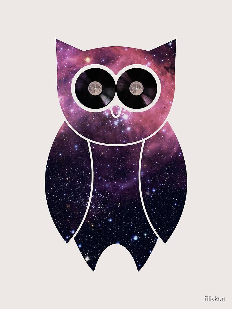 Owl Night Long by filiskun
