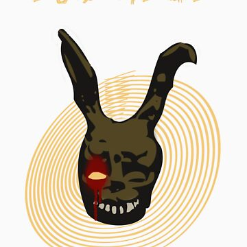 Donnie Darko T-shirt by densitydesign