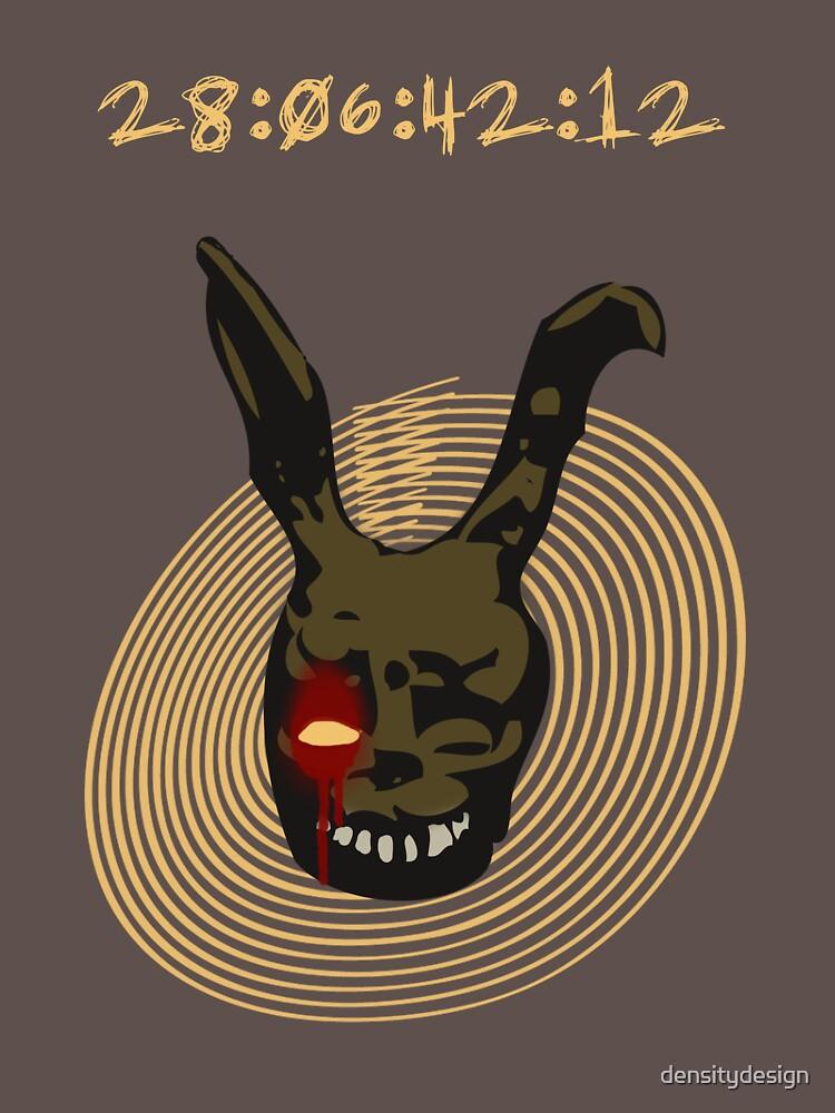 Donnie Darko T-shirt by densitydesign