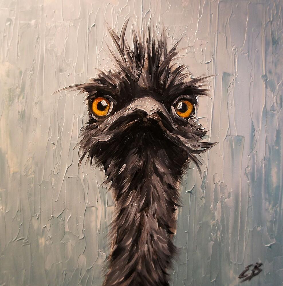 Emu by Elizabeth Barrett