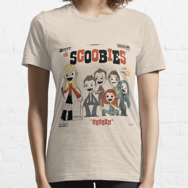 Buffy and the Scoobies Essential T-Shirt