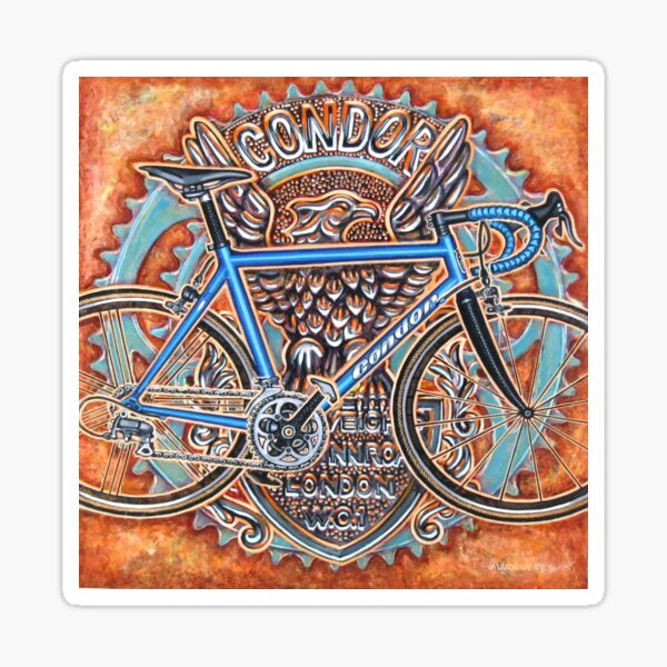 Condor Baracchi Sticker