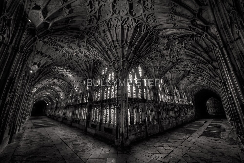 :The Cloisters: by BULLYMEISTER
