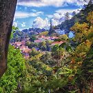 Little Town Sintra by Taylor Moore