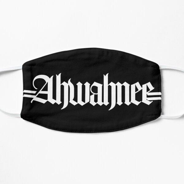 Ahwahnee, CA White font Mask