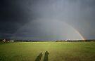 We see a Rainbow by Nigel Bangert