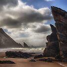 Praia da Adraga by Taylor Moore
