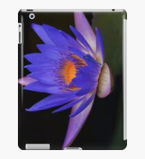 Tina and the damselfly iPad Case/Skin