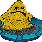 Jabba The Blunt by Dank Franks