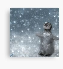 Winter Greetings Canvas Print