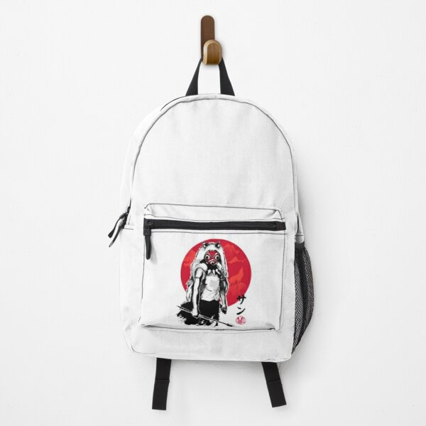 Princess of the forest sumi-e Backpack