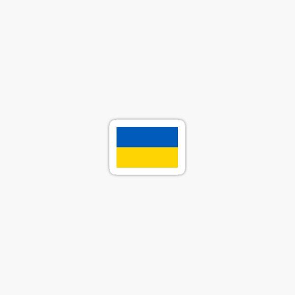 Ukraine. Sticker