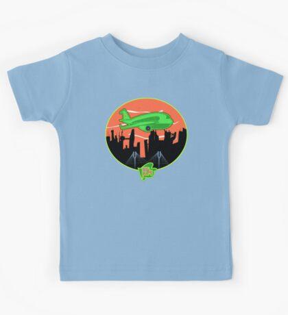 (Plane Jane)  Unisex Kids Clothes