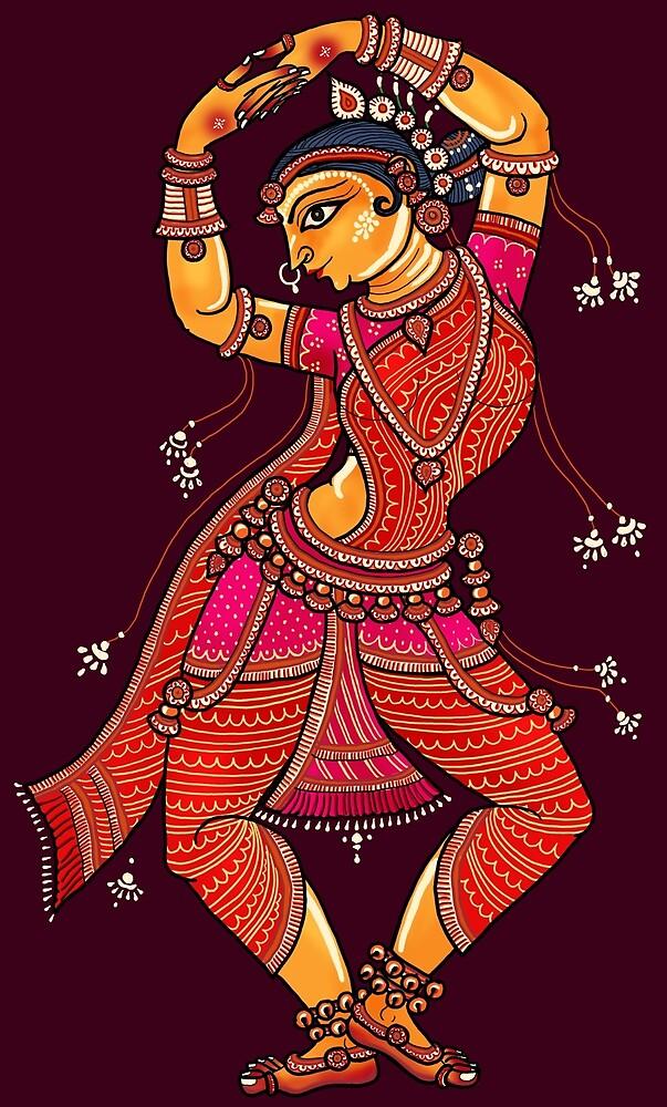 Odissi, Alassa, Indian dance by OdissiHamburg