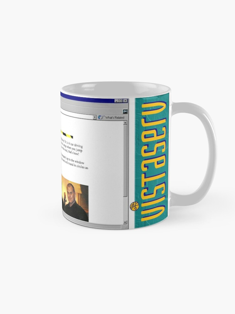 Alternate view of ddouglascarr on Vistaserv.net Mug