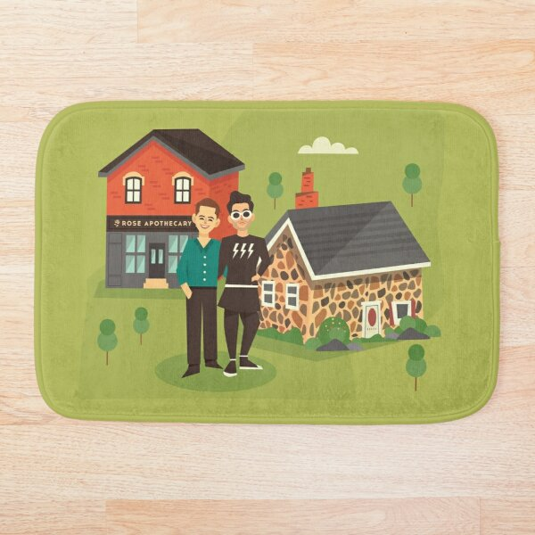 Cottage and Apothecary Bath Mat