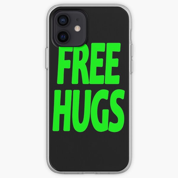 Free Hugs iPhone Soft Case