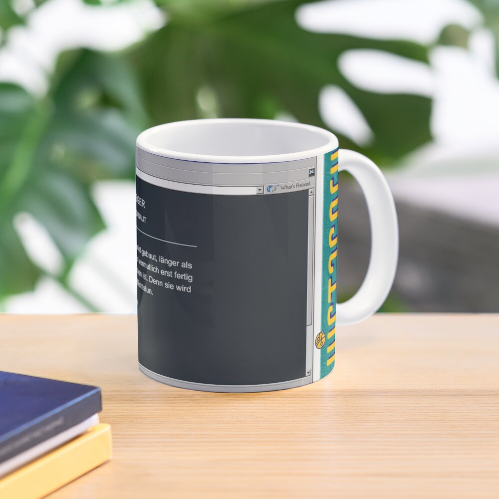 goebelmasse on Vistaserv.net Mug