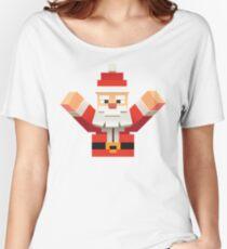 Santa Claus  Women's Relaxed Fit T-Shirt