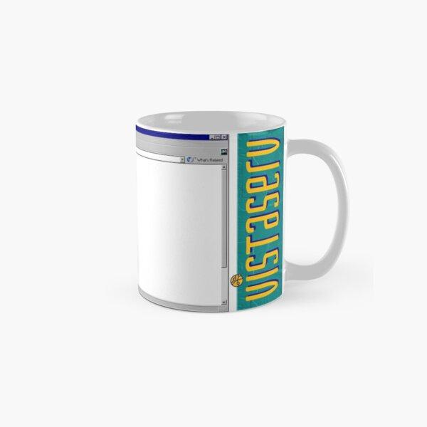 james on Vistaserv.net Classic Mug
