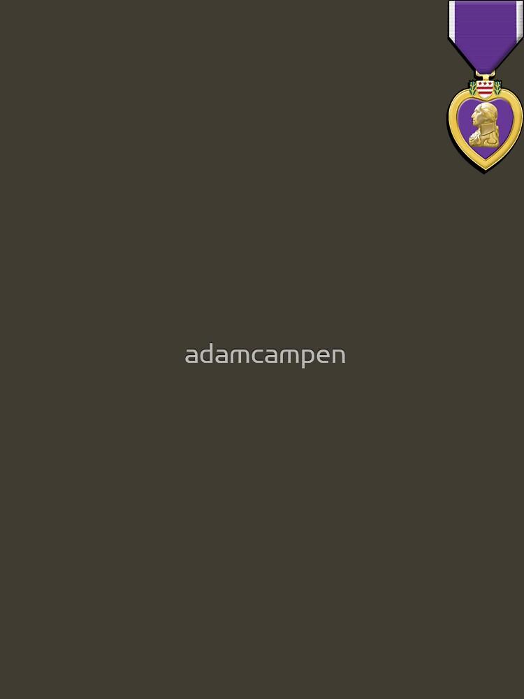 Purple Heart  by adamcampen