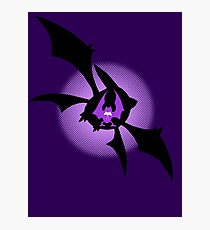 Crobat Photographic Print