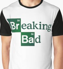 Breaking Bad Logo Graphic T-Shirt
