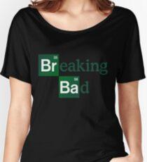 Breaking Bad Logo Women's Relaxed Fit T-Shirt