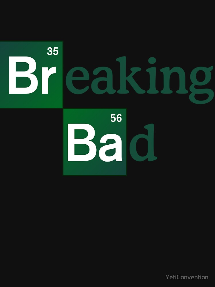 Breaking Bad Logo | Unisex T-Shirt