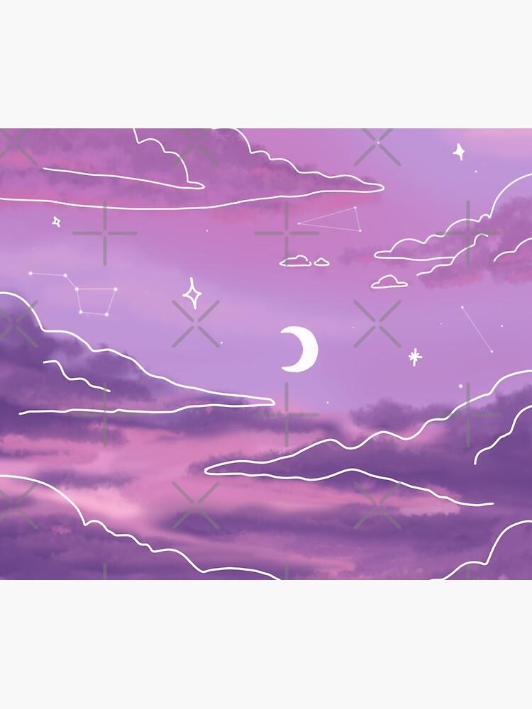 Purple Sunset View by trajeado14
