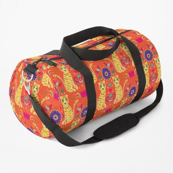 Indian Kitsch Duffle Bag