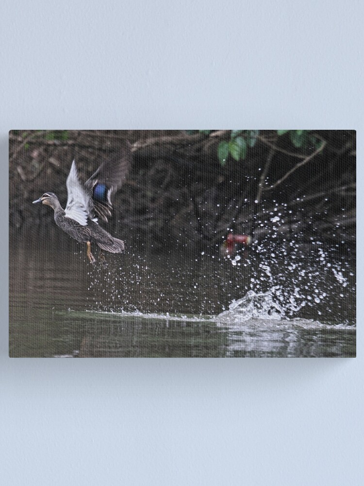Alternate view of Take off!   Canvas Print