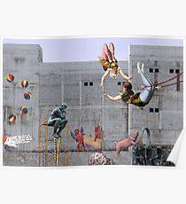 Live Circus at Heaven's Door Poster