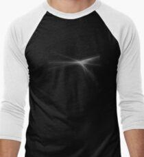 Fractal Men's Baseball ¾ T-Shirt