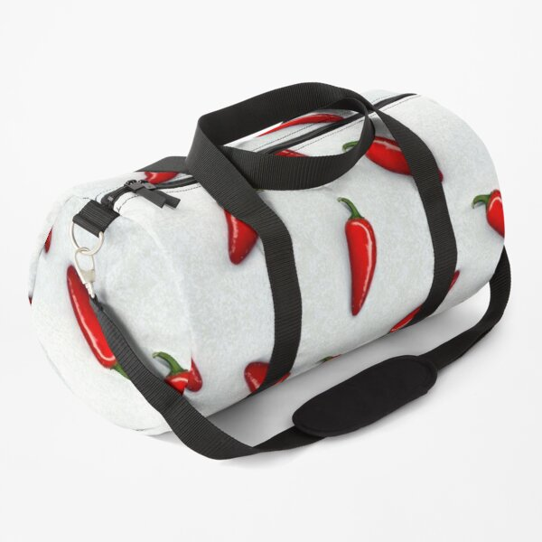 Hot Chillies Duffle Bag