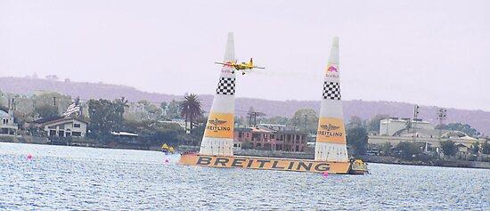 Air Race San Diego Ca by Socrates & Angela Hernandez