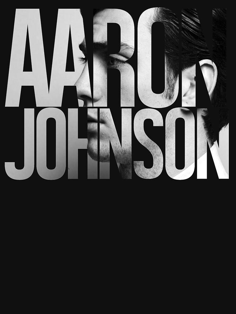 Aaron Johnson by hannahollywood