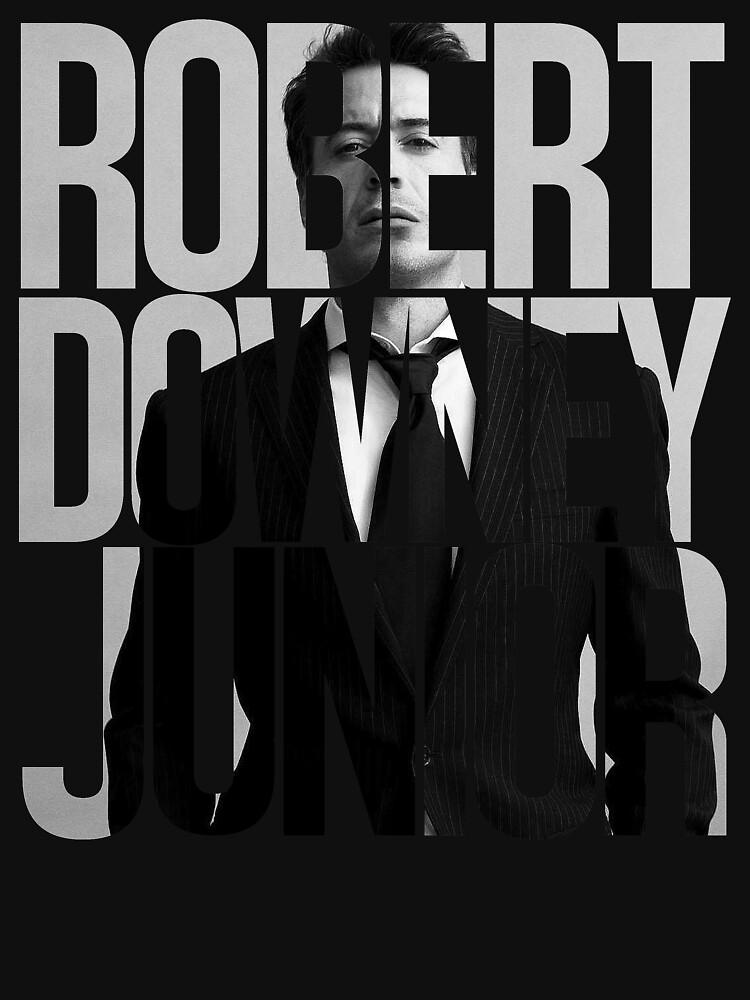 Robert Downey Junior | Unisex T-Shirt