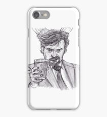 Murray (Prince of Parties) iPhone Case/Skin