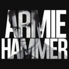 Armie Hammer by hannahollywood
