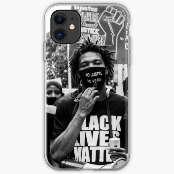 Lil Baby, Black Lives Matter - T-shirt, hoodie, case, poster, sticker iPhone Soft Case