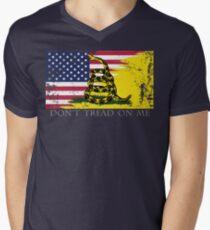 American Gadsden Flag Worn T-Shirt