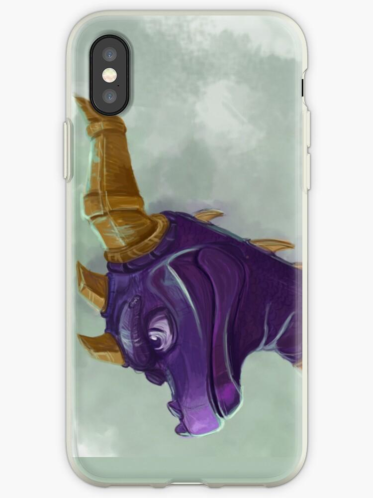 Spyro, The Dragon by Mari Gusmão