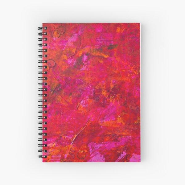 Scars #2 Spiral Notebook