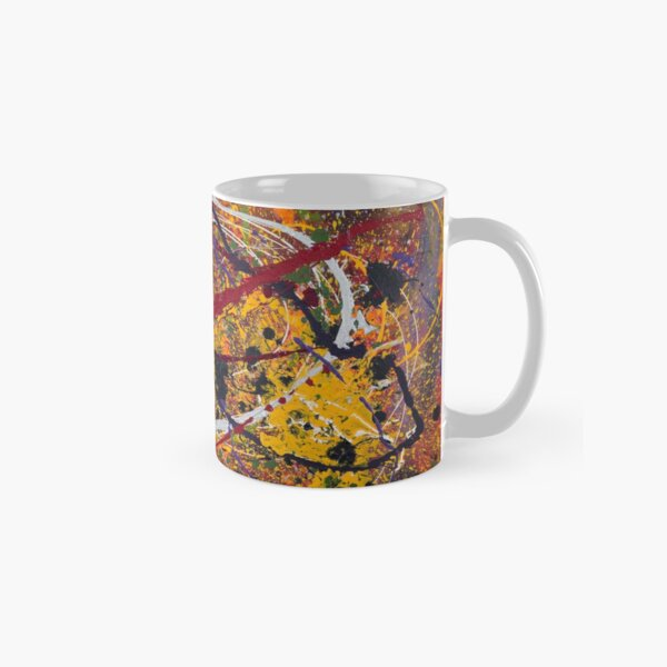 The Chaos of Going with the Flow #1 Classic Mug