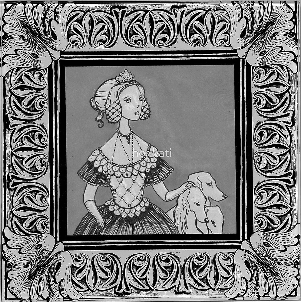 Princess Nicolette by horikati