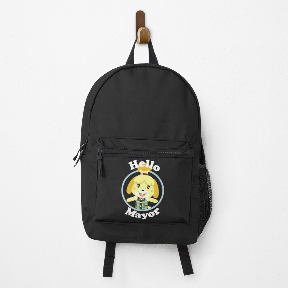 Hello mayor Isabelle Backpack
